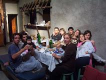 Amigos en Mendoza