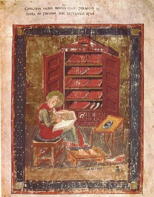 Ezra the Scribe, 8th Century