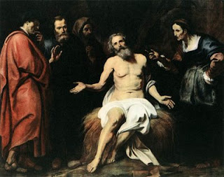 Gerard Seghers, 'The Patient Job', early 1600s