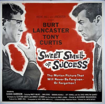 Sweet Smell of Success movie