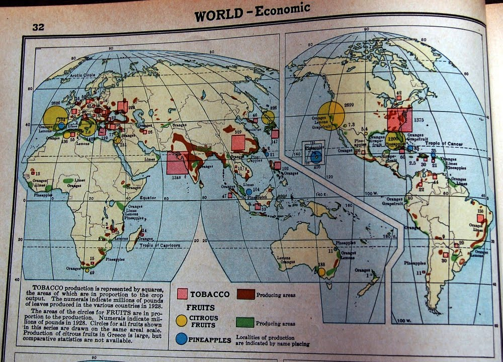 Infinite Art Tournament Goodes World Atlas 1933 – How the World Map Has Changed