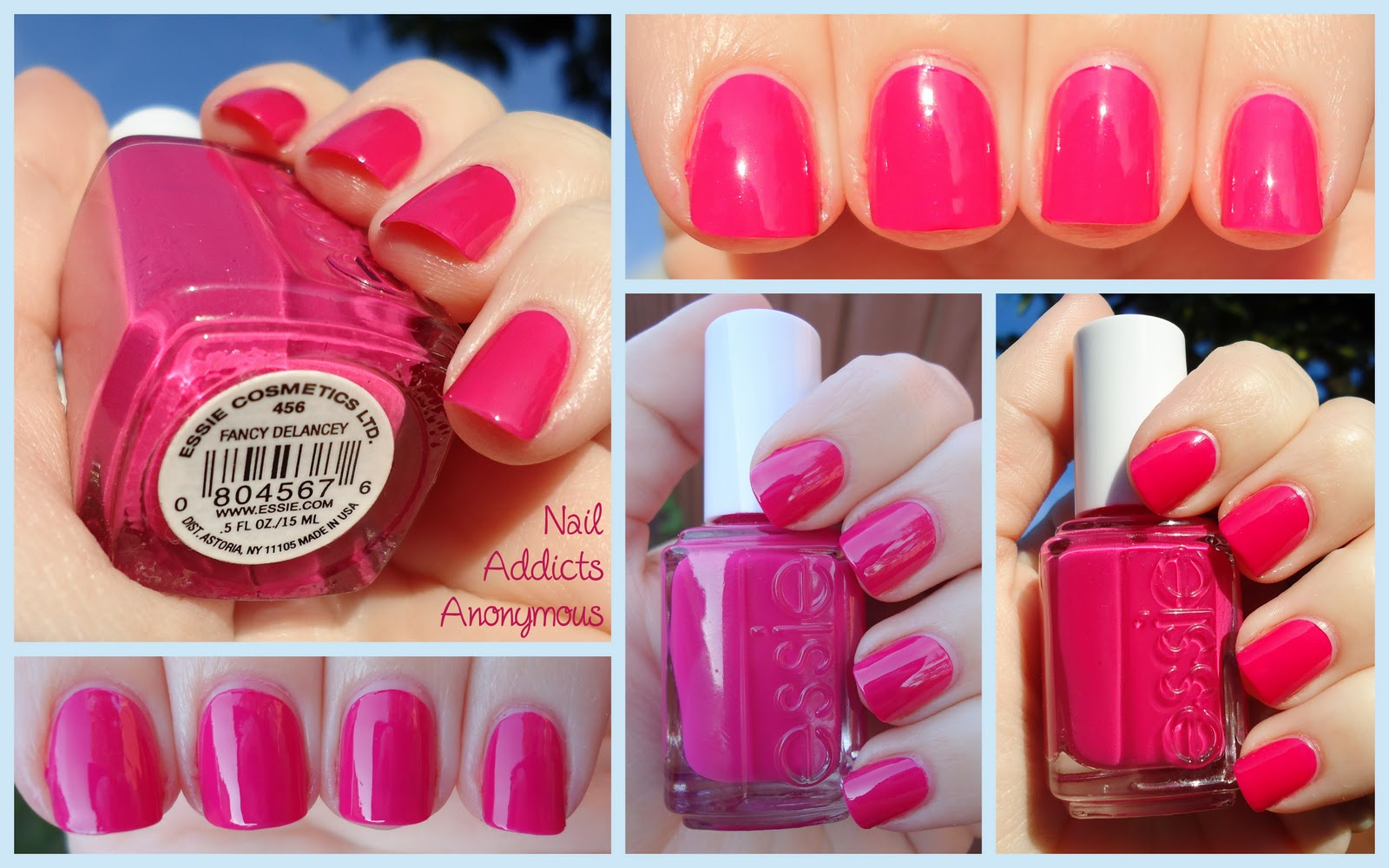 Nail Addicts Anonymous: February 2011