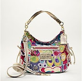 Coach Poppy Pop C Jazzy 15296