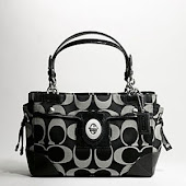 Coach Peyton Signature Satchel 14507