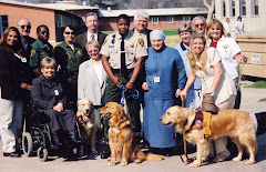 Starting the Prison dog Program at the California Institution For Women