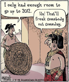2012 The End of the World?