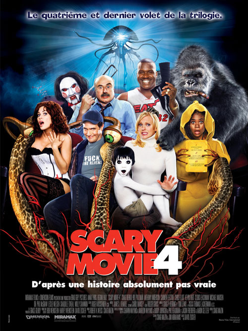Scary.Movie.4 Megapost Saga Scary Movie 1Link/c Español Latino 1 5