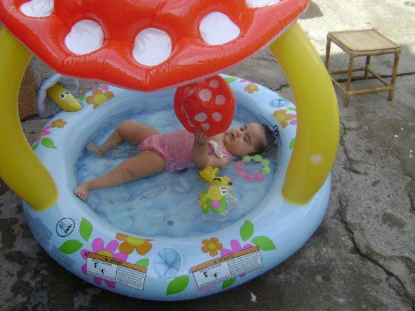 Traje de baño para bebé