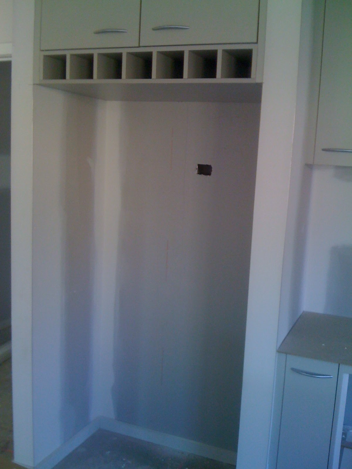 Wine Rack for Fridge