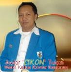 Ketua Panitia Pemberangkatan Rombongan KNPI Sul-Sel