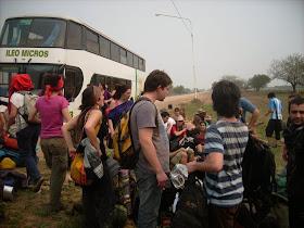 Viaje al Chaco 2010