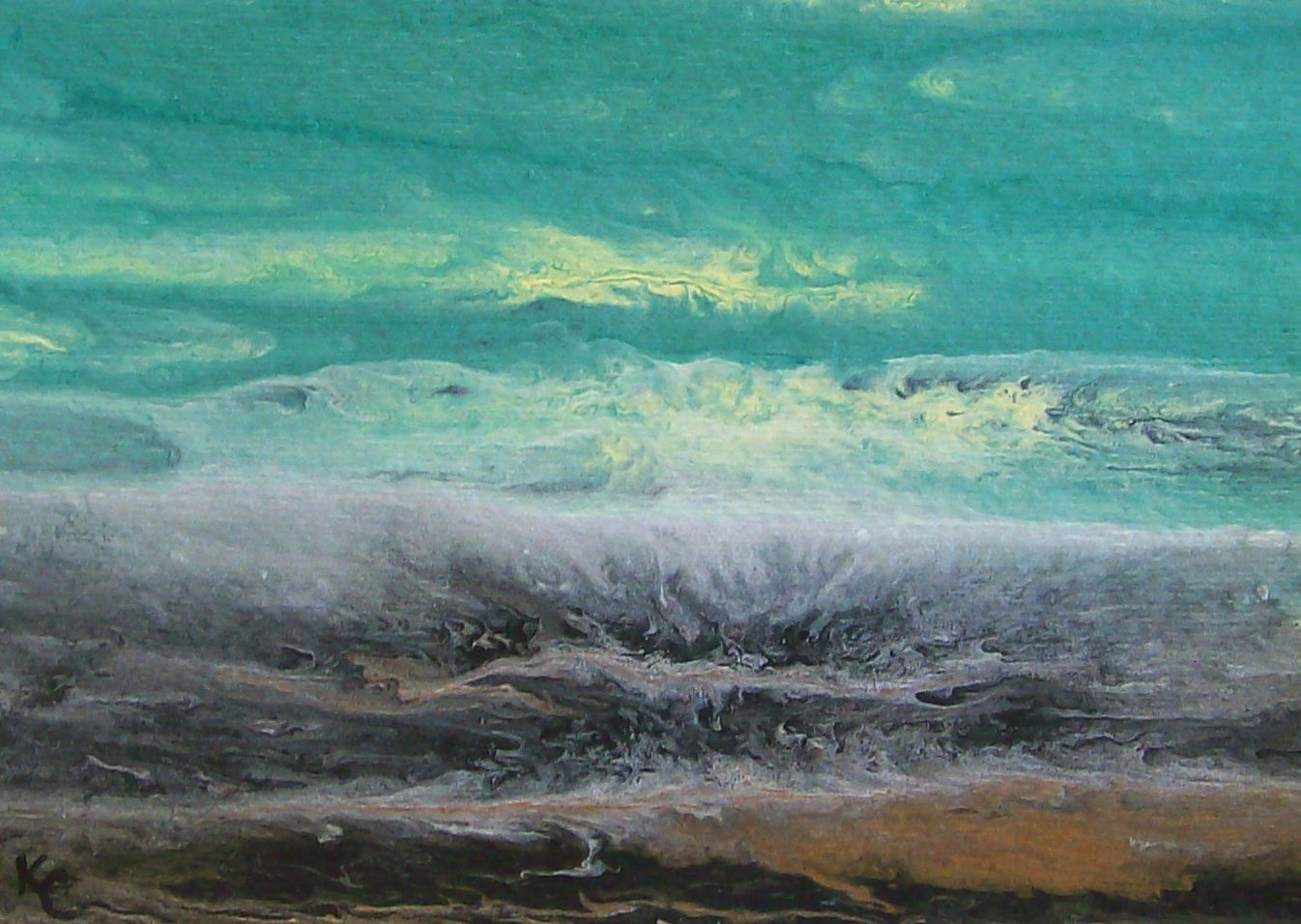 Seascape Artists International October 2010