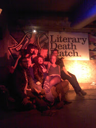 Literary Death Match 100, London: Read winner Dan Holloway's X-rated reading showpiece here: