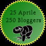 25 Aprile, 250 blogger