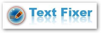TextFixer