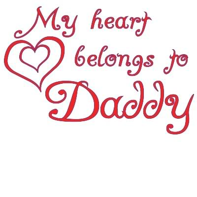 I love you so much daddy quotes