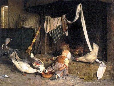 Gaetano Chierici, 1881, Il momento propizio.