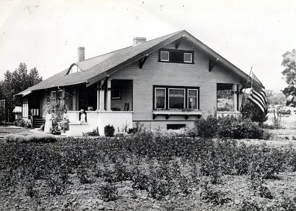 My house in 1915