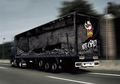 Camión pringles