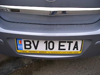 Matrícula ETA