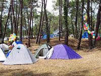 acampada ortigueira