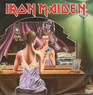 iron maiden Twilight Zone Wratchild