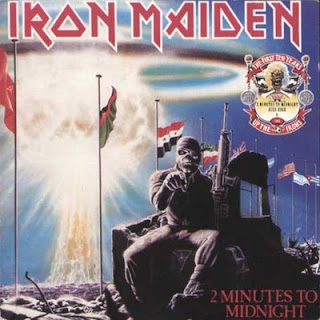 iron maiden 2 minutes to midnight