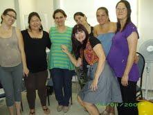 Grupo Preparo Parto Normal em Dia de Formatura
