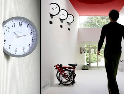 HotSpot: Unique Modern Wall Clocks