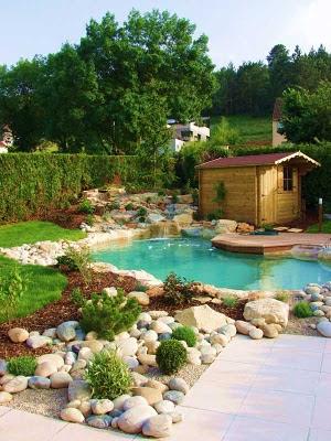 Construtividade piscinas ecol gicas ecopool for Piscinas ecologicas pequenas