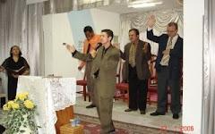 Á serviço do Senhor Jesus Pregando por todo Brasil!!!!!