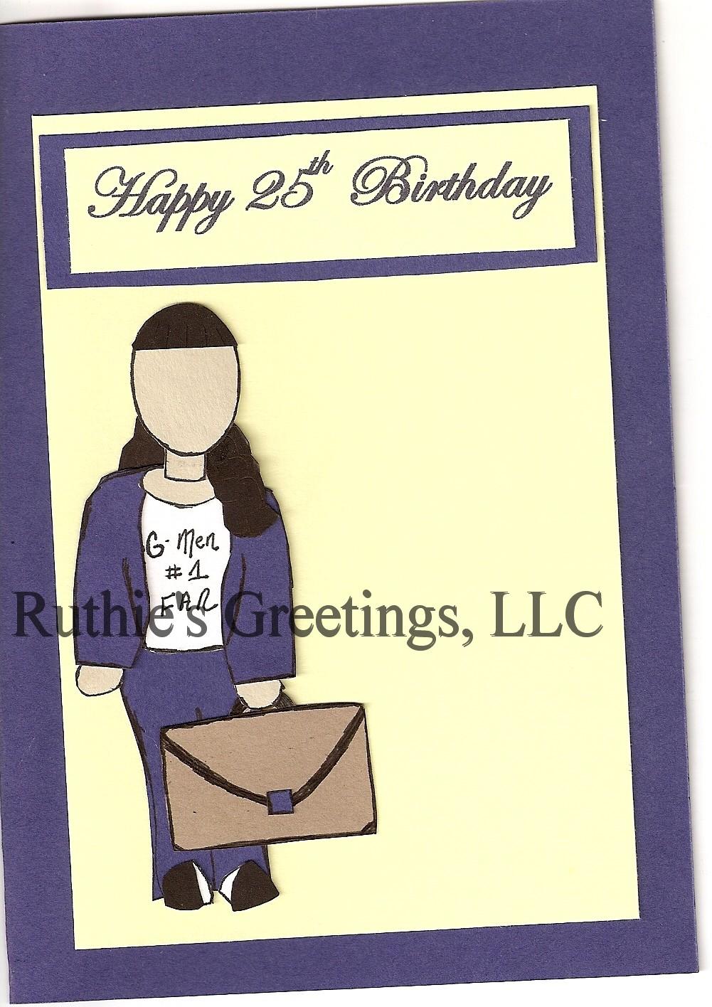 Happy 25th Birthday Doctor Lawyer Editions
