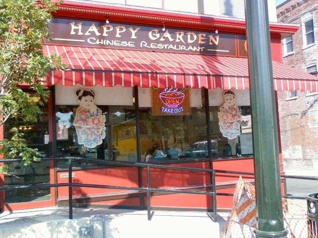 Seventh Street Now Happy Day For Happy Garden Chinese