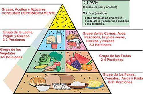 La energia - Contenido nutricional de los alimentos ...