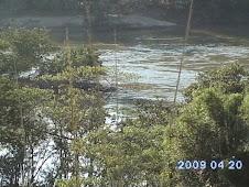 imagem do rio paraiba do sul.