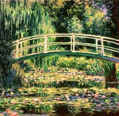 O Jardim de Monet em Giverny