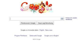 Google pun Turut Merayakan Hari Kemerdekaan Indonesia
