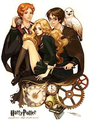 Harry Potter Anime xD 200611213829840