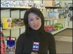 nancy loo is still working and a hot fox tv chicago news reporter