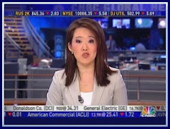 Melissa lee is a hot TV news anchorwoman