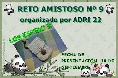 Reto AmistosoNo. 09 de Adriana Emilce
