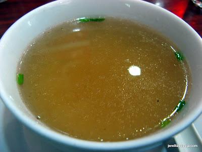 Mongkok's soup