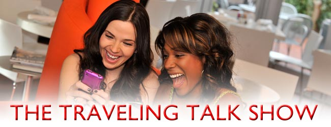 The Traveling Talk Show is now DC on HEELS!