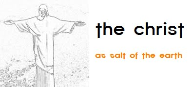the christ as salt of the earth