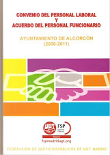 Convenio Colectivo Ayto. Alcorcón (2008-2011)