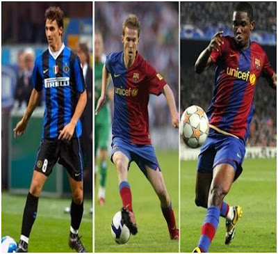 Eto'o-Ibrahimovic-Hleb-Inter-Milan-Barcelona