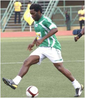 Okocha-Nigeria