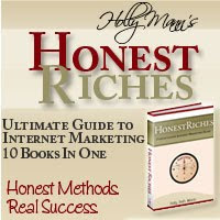 "Make Money from your computer using ""Honest Riches""!"