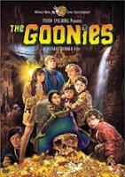 The Goonies original movie poster