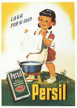 Persil... aunque yo recuerdo más Colón... que lavaba más blanco que ninguno...